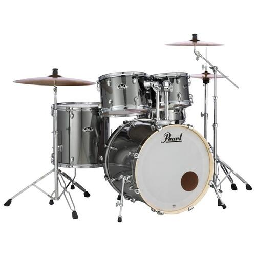 Image 2 - Pearl EXX Export Rock Drum Kit with Sabian Cymbals