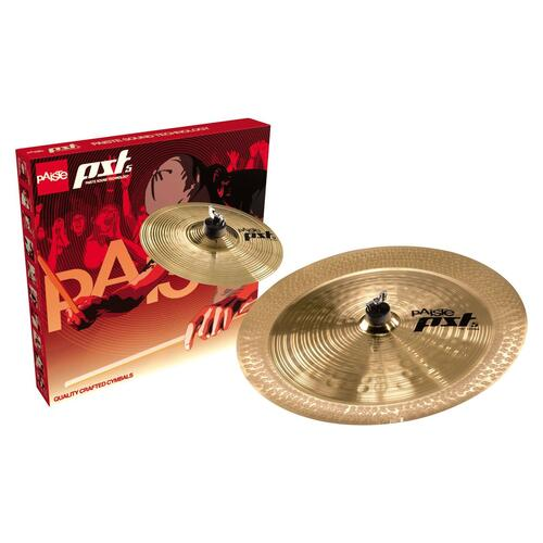 Image 3 - Paiste PST 3 Box Effects Pack