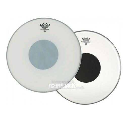 Image 1 - Remo Controlled Sound CS Dot Snare Drum Heads