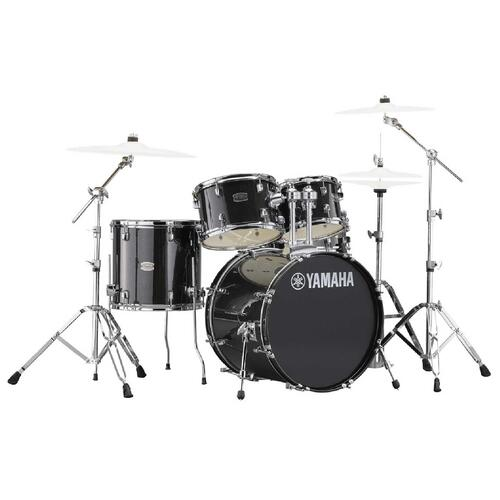 "Image 1 - Yamaha Rydeen 20"" Drum Kit w/ Hardware"