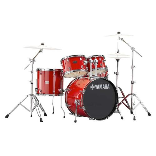 "Image 2 - Yamaha Rydeen 20"" Drum Kit w/ Hardware"