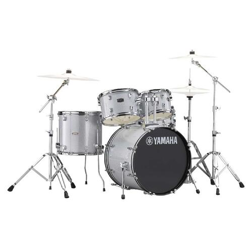 "Image 4 - Yamaha Rydeen 20"" Drum Kit w/ Hardware"
