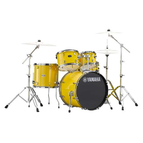 "Image 5 - Yamaha Rydeen 20"" Drum Kit w/ Hardware"