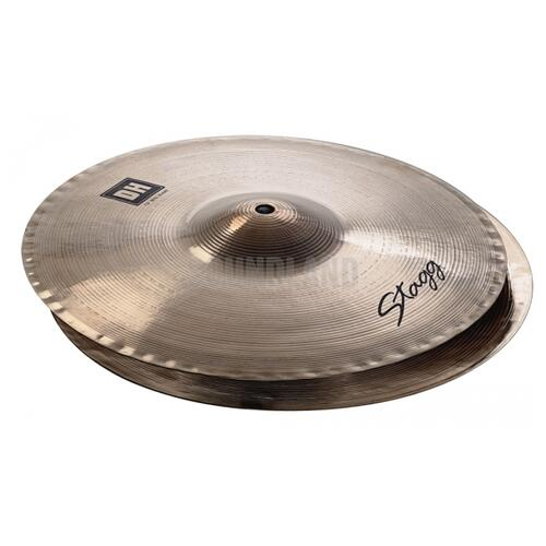 Stagg Furia Rock Hi Hat Cymbals (pairs)