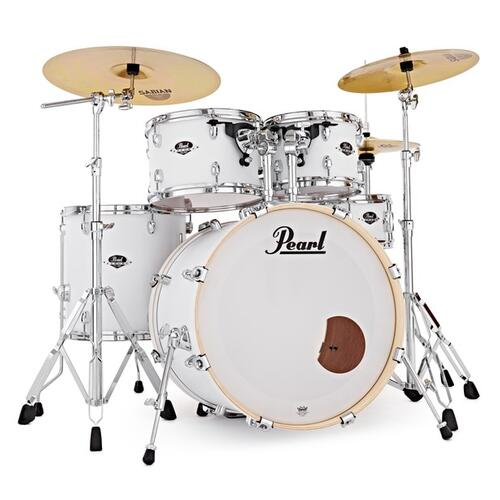 Image 4 - Pearl EXX Export Rock Drum Kit with Sabian Cymbals