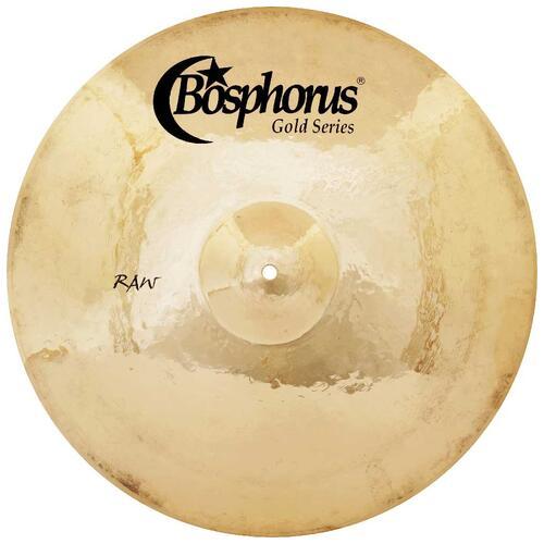 Bosphorus Gold Raw Series Crash Cymbal