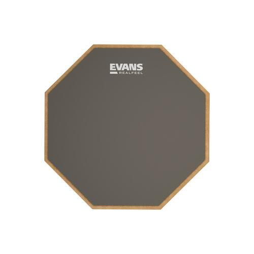 Image 1 - RealFeel by Evans Practice Pad Apprentice, Mountable 6''