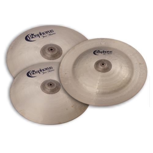 Bosphorus Jazz Master Series China Cymbals