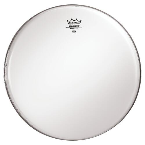 Remo Ambassador Bass/Kick Drum Heads (smooth white)