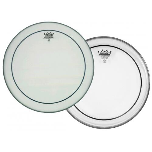 Remo Pinstripe Snare Drum Heads