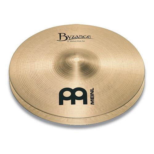 Meinl Byzance Traditional Hi-Hat Cymbals
