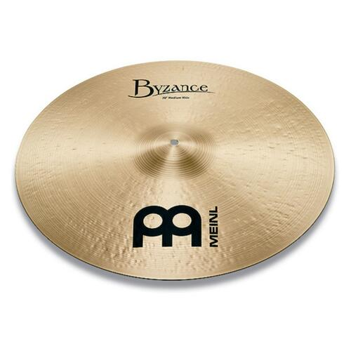 Meinl Byzance Traditional Extra Thin Hammered Crash Cymbals