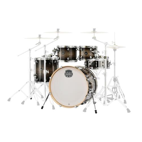 Image 4 - Mapex AR529S Armory Rock 5 Piece Shell Pack