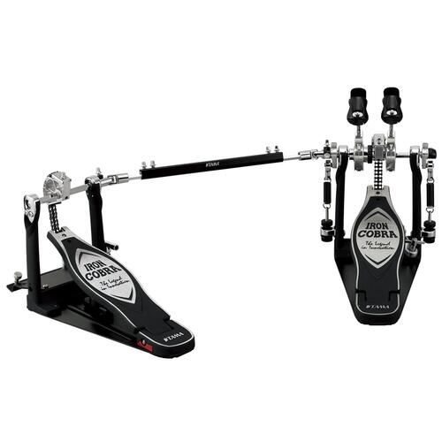 Iron Cobra Rolling Glide Bass Drum Pedal w/case