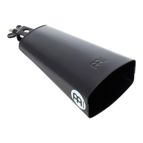 "Meinl 8 1/2"" Cowbell, Black Finish, Mountable"