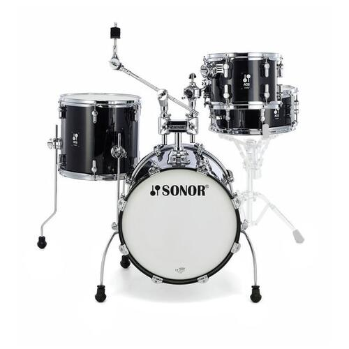 Image 3 - Sonor AQ2 Safari Set TSB Transparent Satin Black