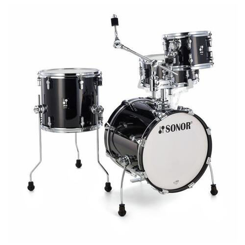 Sonor AQ2 Safari Set TSB Transparent Satin Black