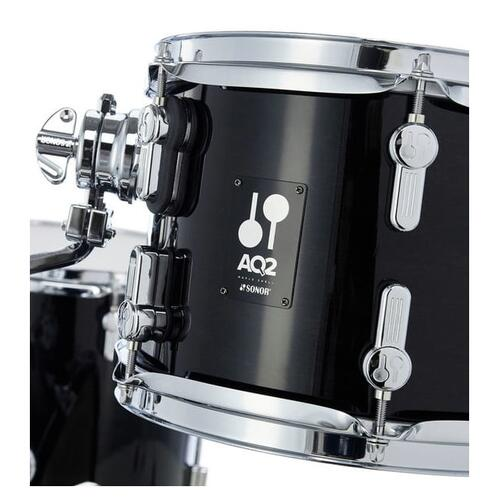 Image 6 - Sonor AQ2 Safari Set TSB Transparent Satin Black
