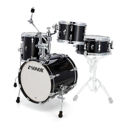 Image 2 - Sonor AQ2 Safari Set TSB Transparent Satin Black