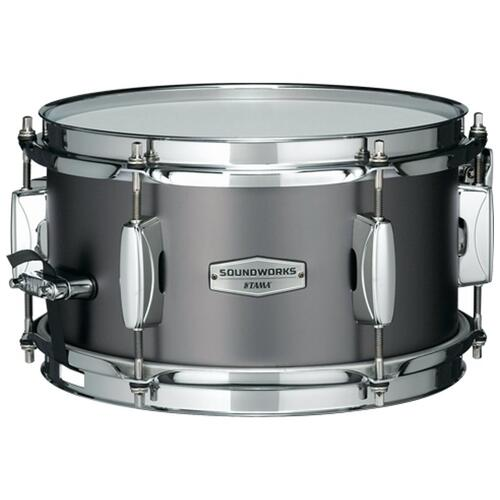 "Image 1 - Tama DST1055M Soundworks Steel 10 x 5.5"" Snare Drum"