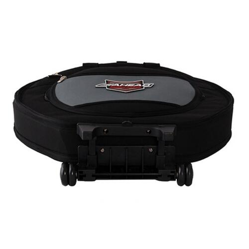 Image 2 - Ahead Armor AA6024W Deluxe Cymbal Case with Wheels