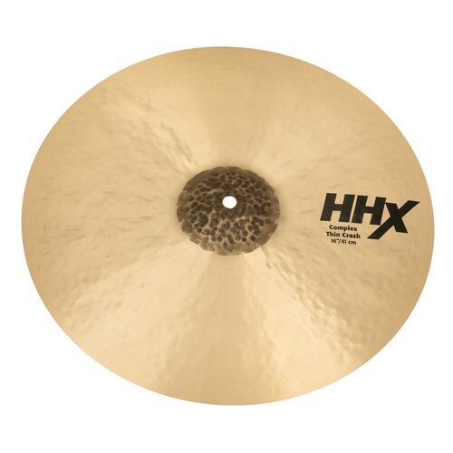 Image 2 - Sabian HHX Complex Thin Crash Cymbals