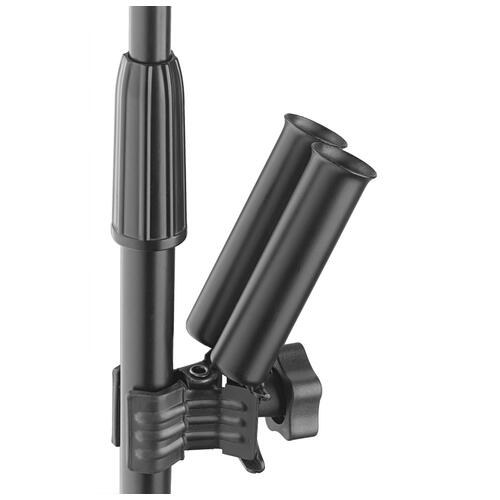Image 3 - Stagg Drumstick Holder, Single Pair, with Clamp