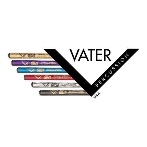 Image 1 - Vater Colour Wrap Drumsticks