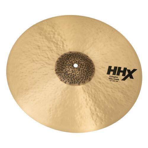 Image 3 - Sabian HHX Complex Thin Crash Cymbals