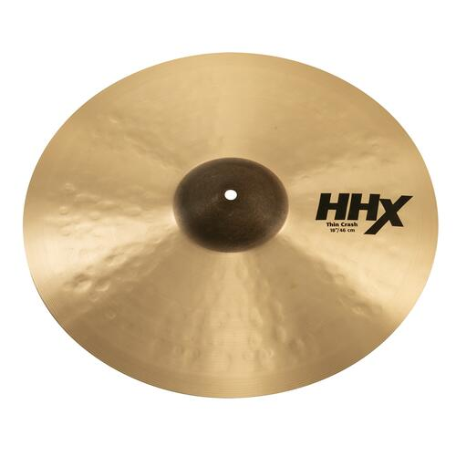 Image 2 - Sabian HHX Thin Crash Cymbals