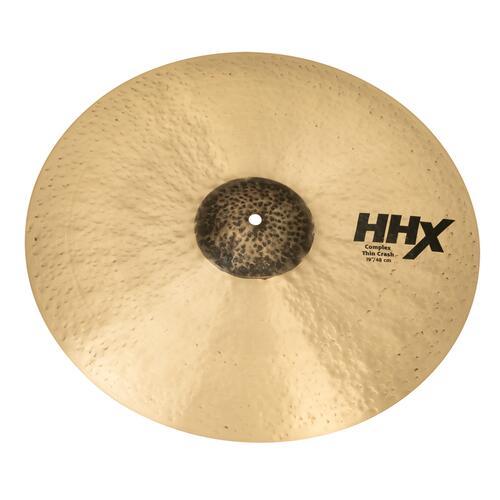 Image 5 - Sabian HHX Complex Thin Crash Cymbals