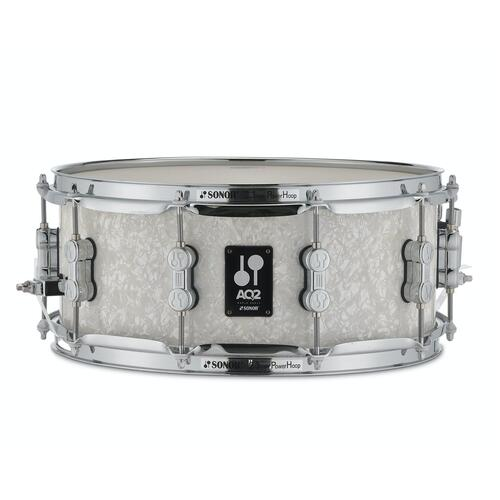 """Image 4 - SONOR AQ2 BOP SET 4-PIECE 18"""" SHELL in White Pearl"""