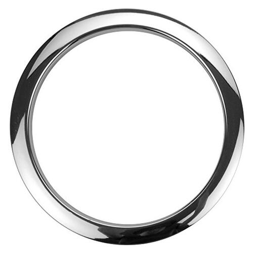 "Image 3 - Holz 5"" Bass Drum Port - Silver"