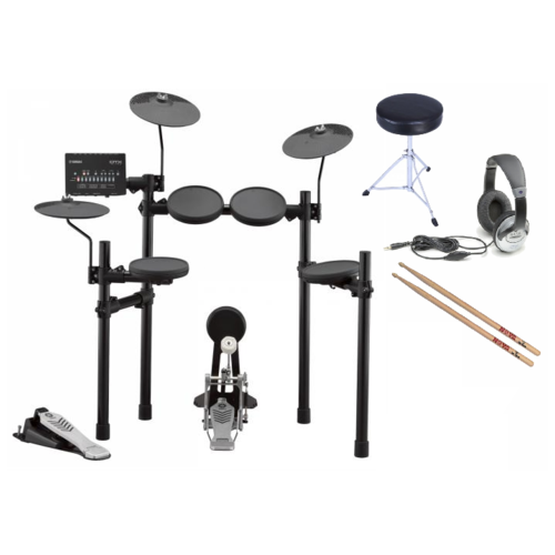 Image 4 - Yamaha DTX432 Electronic Drum Kit Bundle