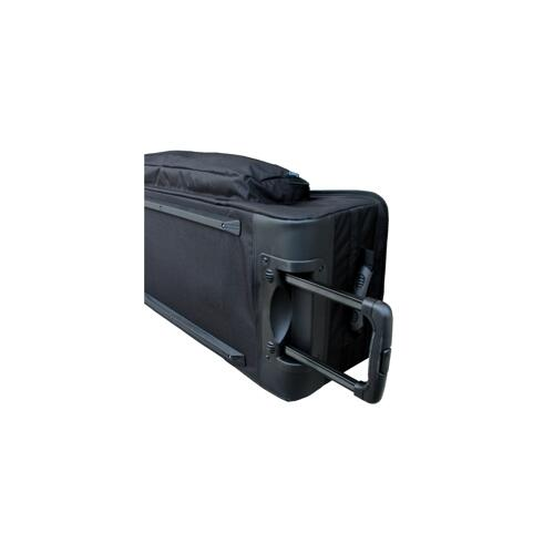 """Image 2 - Protection Racket Hardware Bag with wheels 5028W-01 (28"""" x 14"""" x 10"""")"""