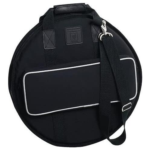 "Image 2 - Meinl Professional Heavy Duty Nylon 22"" Cymbal Bag, Black (MCB22)"