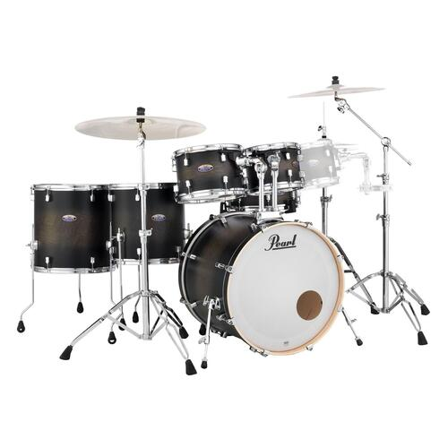 Image 2 - Pearl Decade Maple 6 Pcs Shell Pack 10, 12, 14, 16, 22, 14x5.5 snare drum