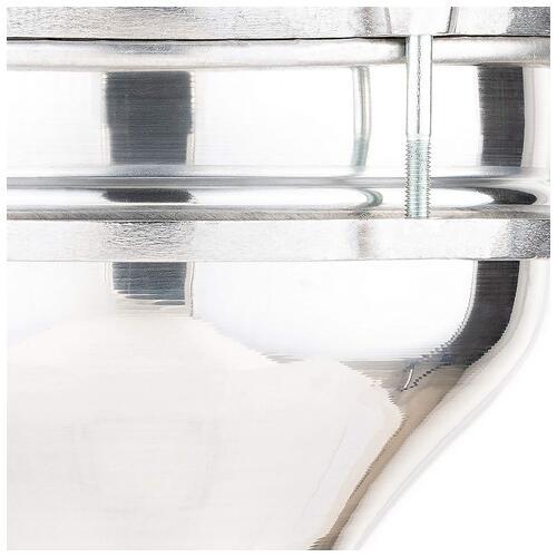 """Image 2 - Meinl Aluminium Plain 7 1/4"""" x 13 1/3"""" Darbuka"""