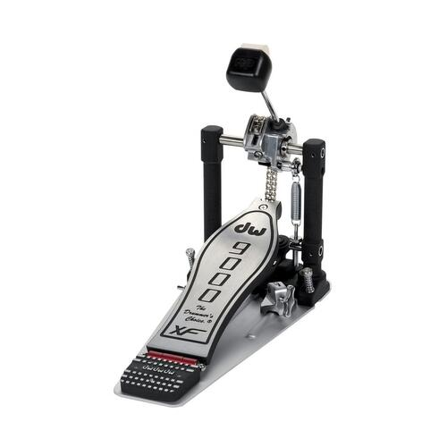 DW 9000 Single Bass Drum Pedal - Extended Foot-Board