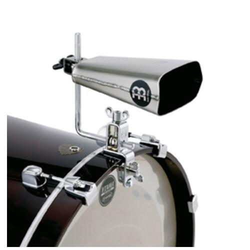 Image 2 - Meinl Cowbell Bass Drum Holder, Chrome