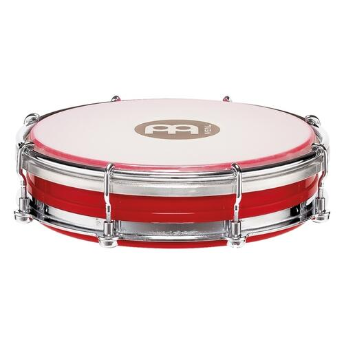 Meinl Floatune ABS Tamborim, 6 inch Red