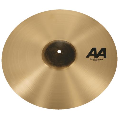 Image 2 - Sabian AA Raw Bell Crash Cymbal