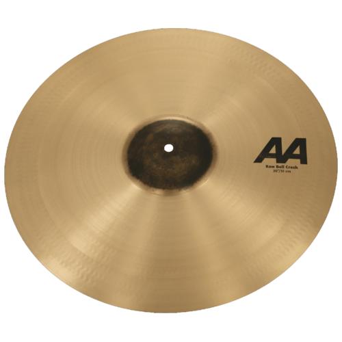 Image 3 - Sabian AA Raw Bell Crash Cymbal