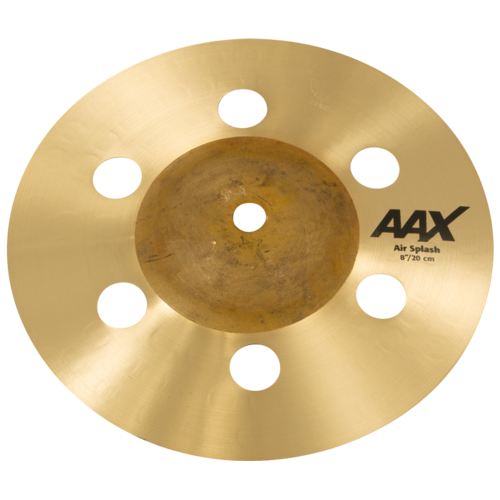 Sabian AAX Air Splash Cymbals