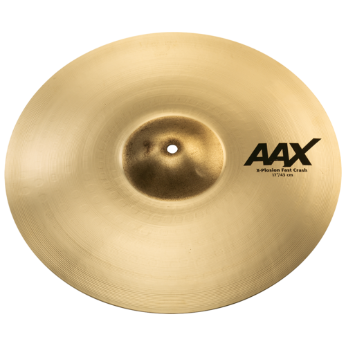 Sabian AAX X-plosion Fast Crash Cymbals