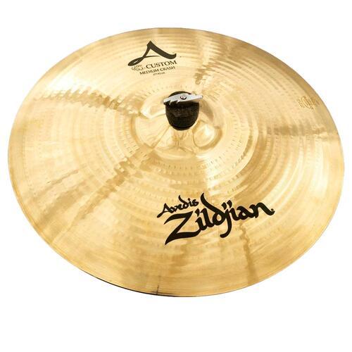 Zildjian A Custom Medium Crash Cymbals