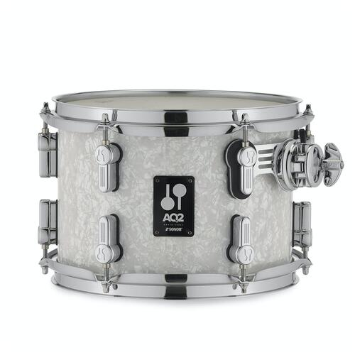 """Image 3 - SONOR AQ2 BOP SET 4-PIECE 18"""" SHELL in White Pearl"""