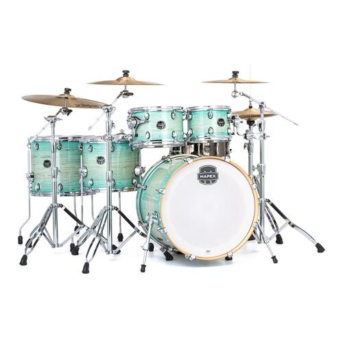 Image 1 - Mapex Armory Fast Fusion Drum Kit 10x7, 12x8, 14x12, 16x14 22x18 bassdrum with Tomahawk Snare