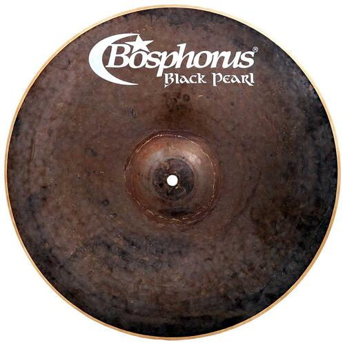 Bosphorus Black Pearl Series Crash Cymbals