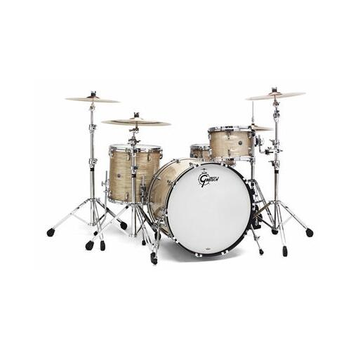 "Gretsch GB-E403-CO Brooklyn Shell Pack 12"", 14"", 20"" Cream Oyster"
